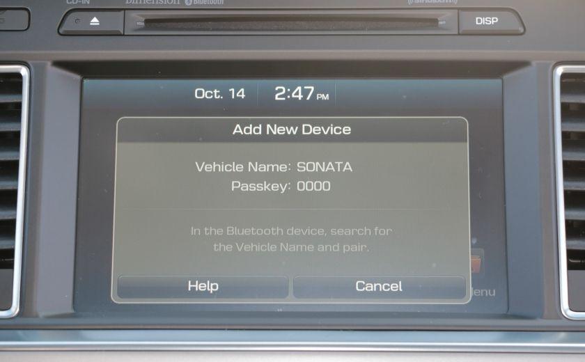 2016 Hyundai Sonata 2.4L Sport Tech #17