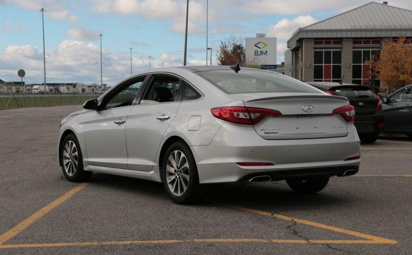 2016 Hyundai Sonata 2.4L Sport Tech #4