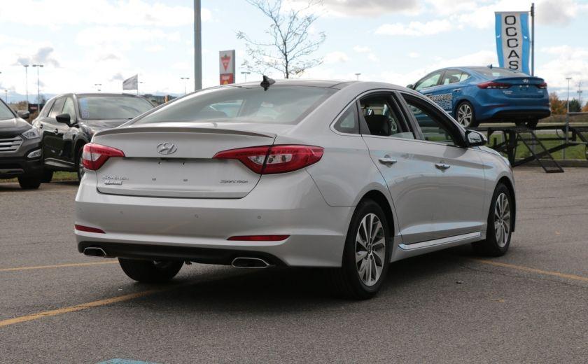 2016 Hyundai Sonata 2.4L Sport Tech #6