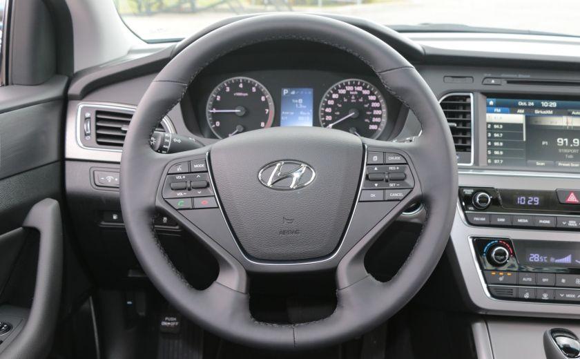 2016 Hyundai Sonata 2.4L Sport Tech #15
