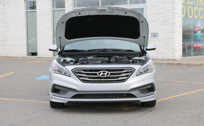 2016 Hyundai Sonata 2.4L Sport Tech #32