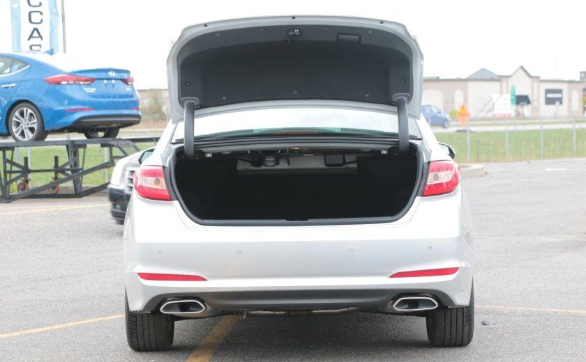 2016 Hyundai Sonata 2.4L Sport Tech #33