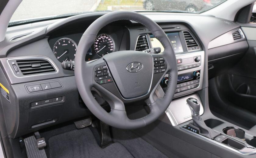 2016 Hyundai Sonata 2.4L Sport Tech #8