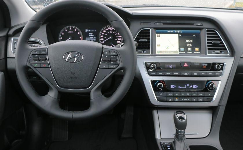 2016 Hyundai Sonata 2.4L Sport Tech #14