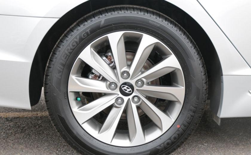 2016 Hyundai Sonata 2.4L Sport Tech #36