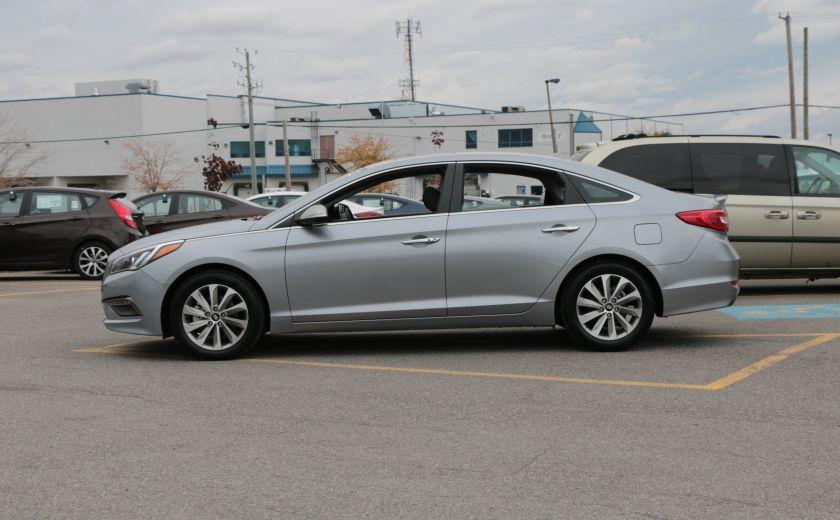 2016 Hyundai Sonata 2.4L GLS Special Edition #3