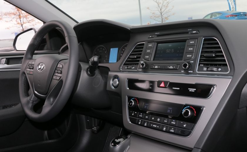 2016 Hyundai Sonata 2.4L GLS Special Edition #28