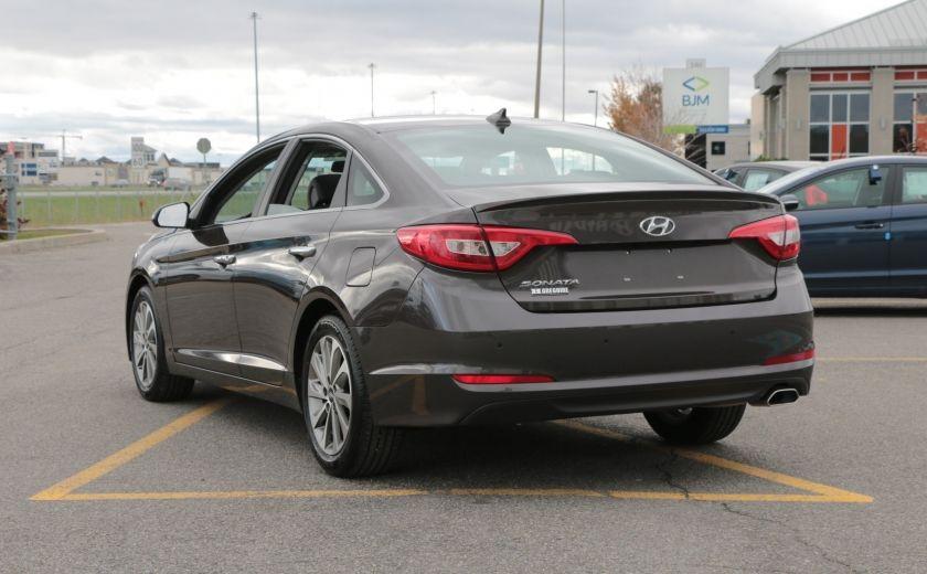 2016 Hyundai Sonata 2.4L GLS Special Edition #4