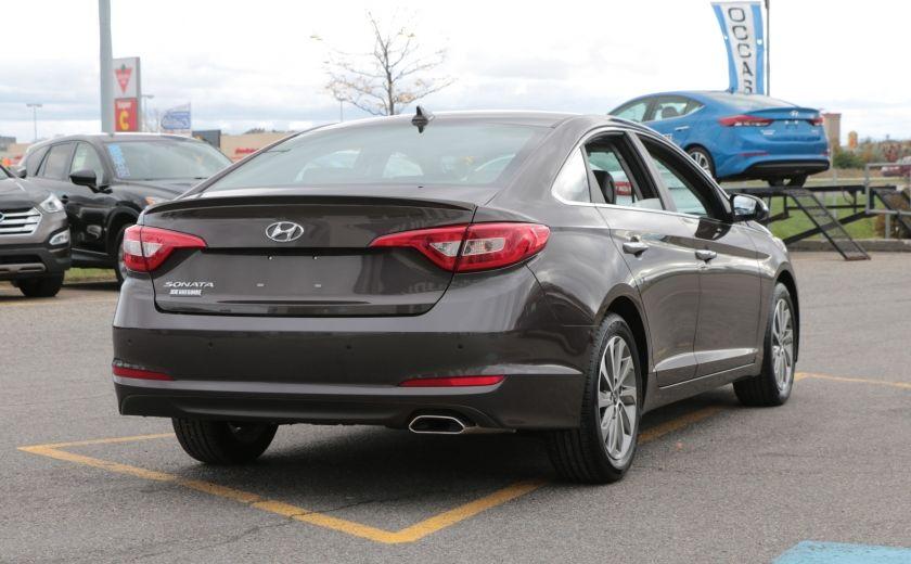 2016 Hyundai Sonata 2.4L GLS Special Edition #6