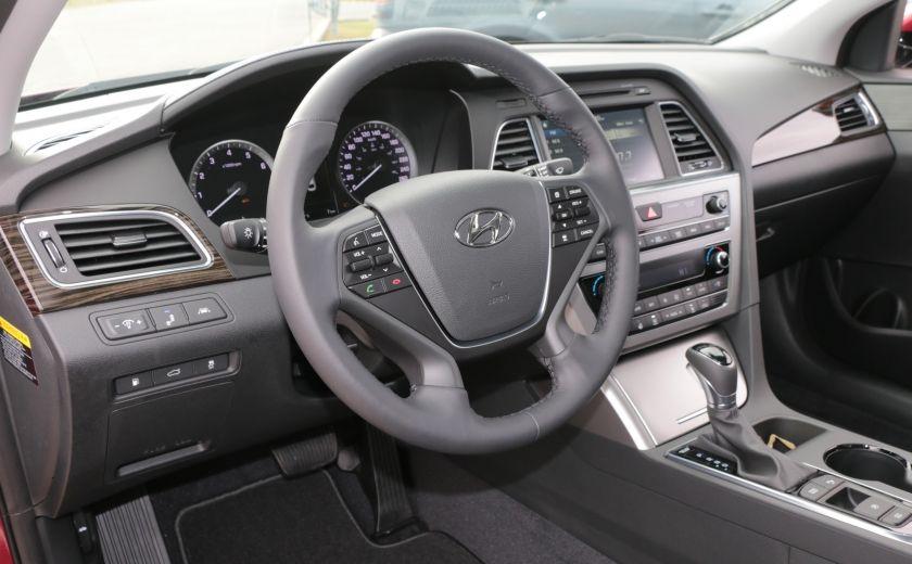 2016 Hyundai Sonata 2.4L Limited #8