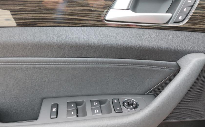 2016 Hyundai Sonata 2.4L Limited #10