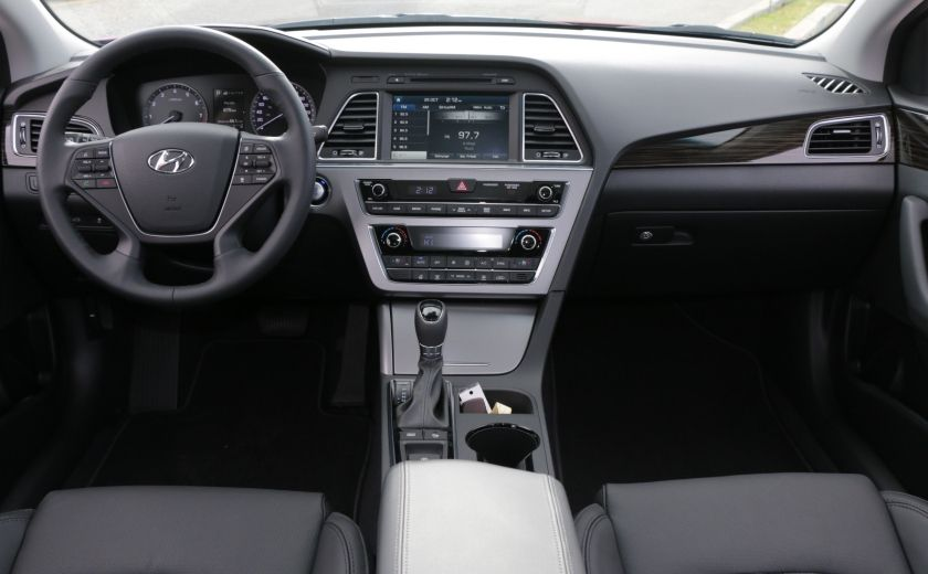 2016 Hyundai Sonata 2.4L Limited #13