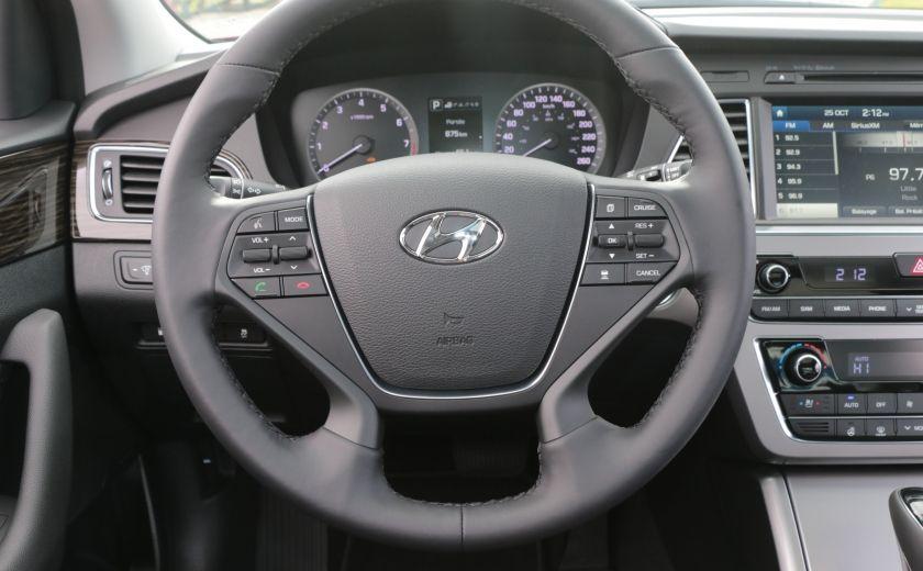 2016 Hyundai Sonata 2.4L Limited #15