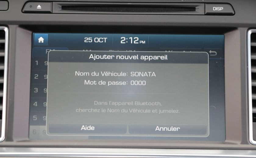 2016 Hyundai Sonata 2.4L Limited #17