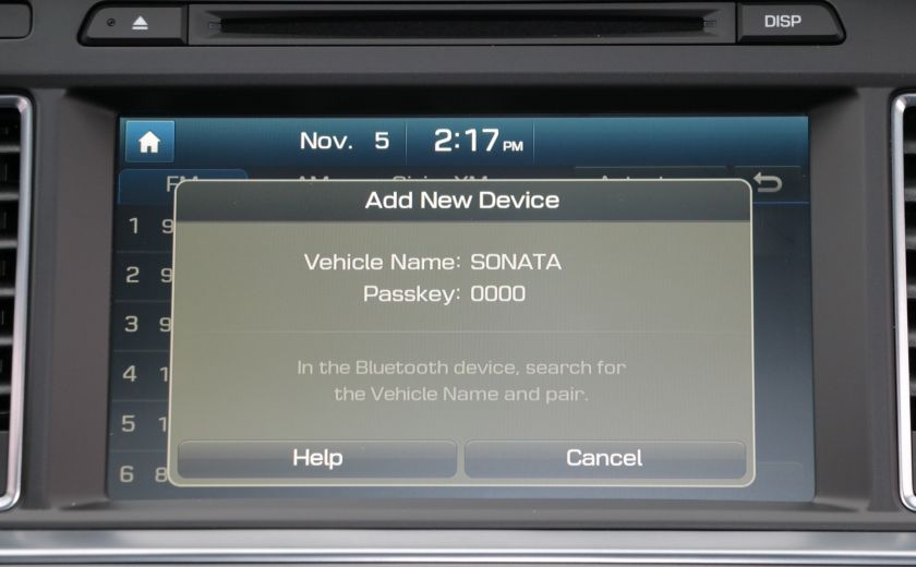 2016 Hyundai Sonata 2.4L Limited #18