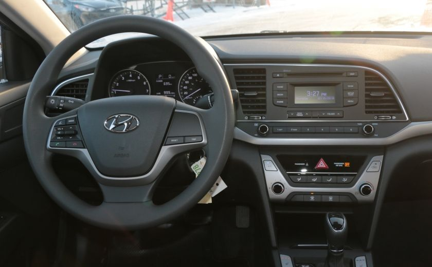 2017 Hyundai Elantra LE AUTO A/C BLUETOOTH #11