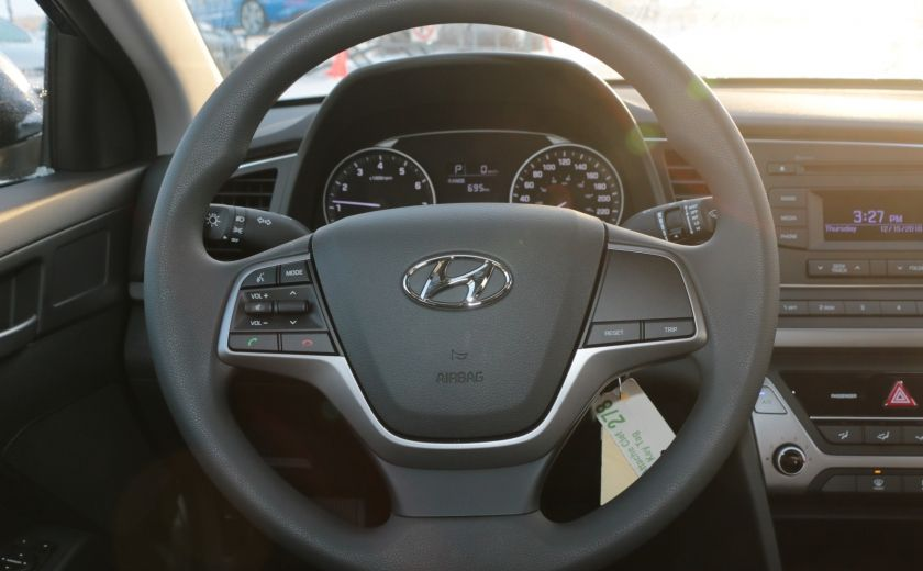 2017 Hyundai Elantra LE AUTO A/C BLUETOOTH #12