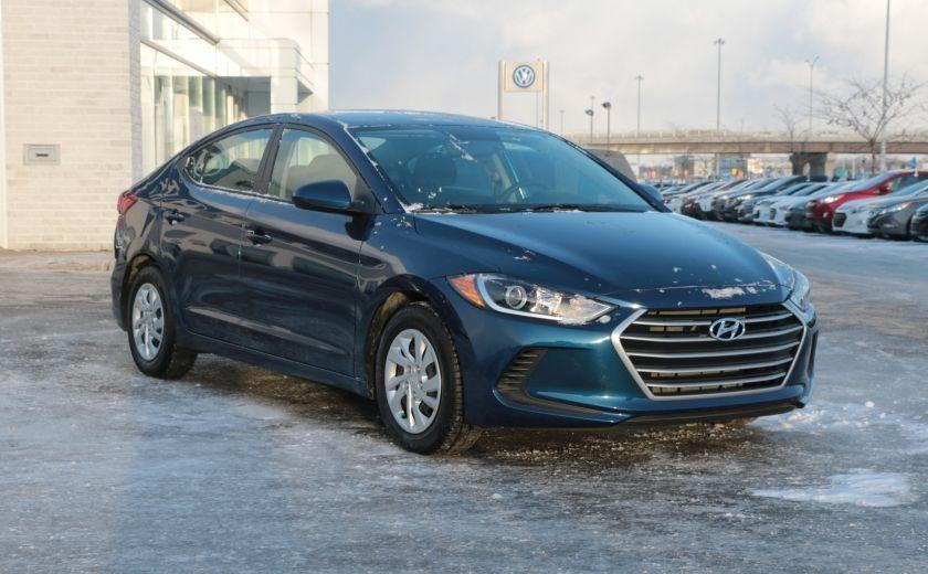 2017 Hyundai Elantra LE AUTO A/C BLUETOOTH #0