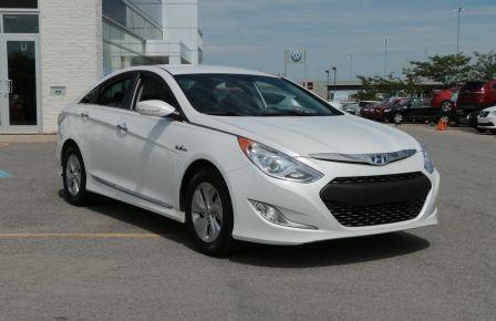 2013 Hyundai Sonata Hybrid A/C MAGS BLUETOOTH in Trois-Rivières