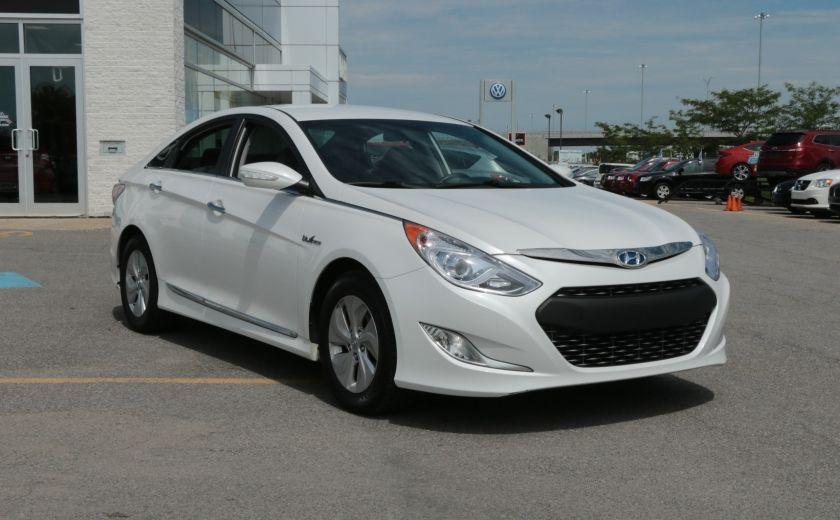 2013 Hyundai Sonata Hybrid A/C MAGS BLUETOOTH #0