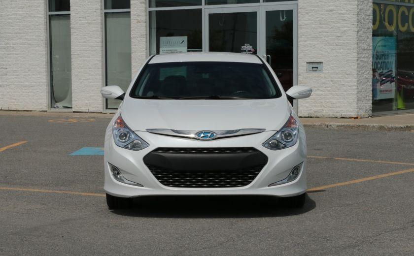 2013 Hyundai Sonata Hybrid A/C MAGS BLUETOOTH #1
