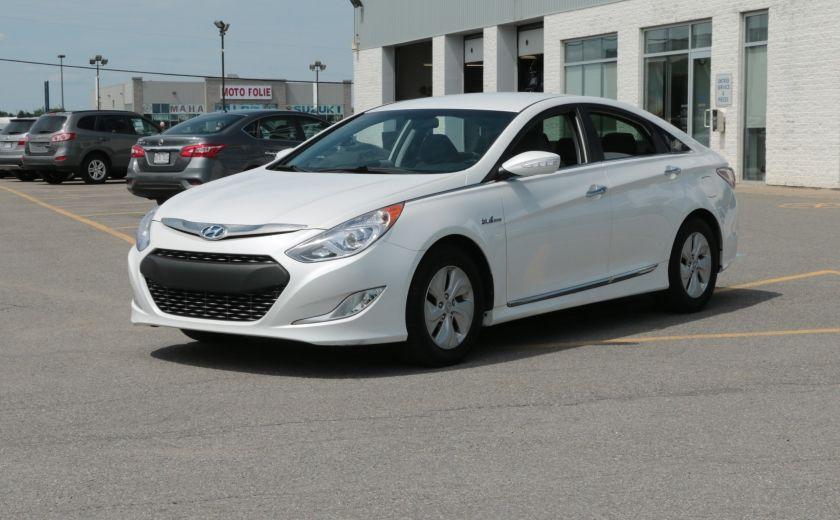 2013 Hyundai Sonata Hybrid A/C MAGS BLUETOOTH #3