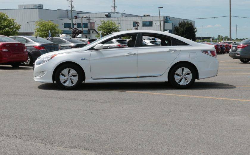 2013 Hyundai Sonata Hybrid A/C MAGS BLUETOOTH #4