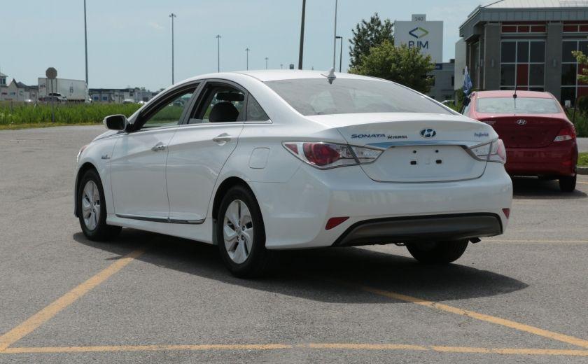 2013 Hyundai Sonata Hybrid A/C MAGS BLUETOOTH #5