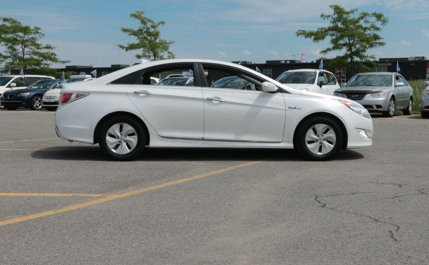 2013 Hyundai Sonata Hybrid A/C MAGS BLUETOOTH #8