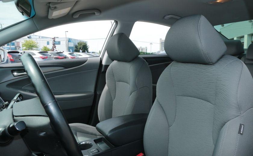 2013 Hyundai Sonata Hybrid A/C MAGS BLUETOOTH #10