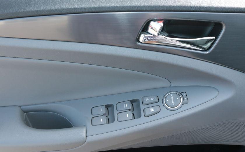 2013 Hyundai Sonata Hybrid A/C MAGS BLUETOOTH #11