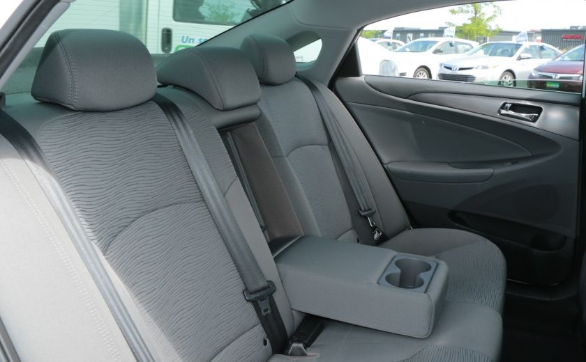 2013 Hyundai Sonata Hybrid A/C MAGS BLUETOOTH #21