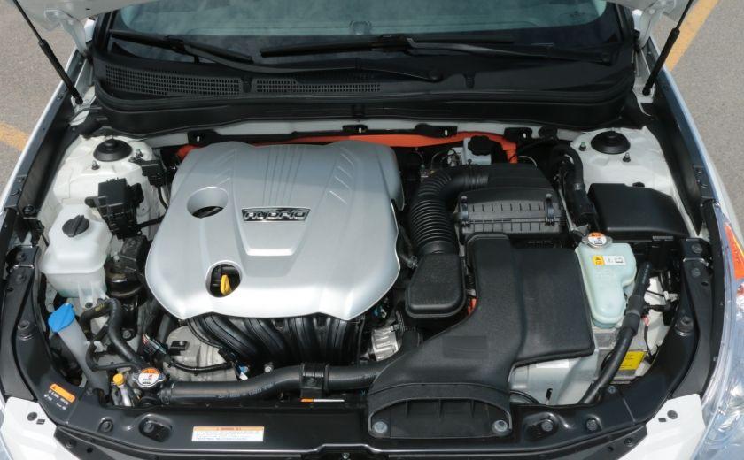 2013 Hyundai Sonata Hybrid A/C MAGS BLUETOOTH #25
