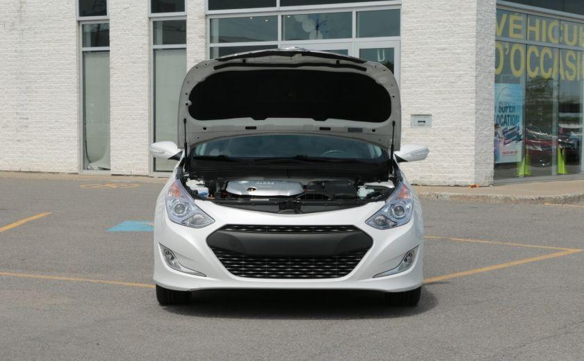 2013 Hyundai Sonata Hybrid A/C MAGS BLUETOOTH #26