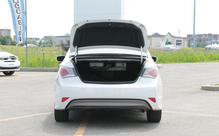 2013 Hyundai Sonata Hybrid A/C MAGS BLUETOOTH #27