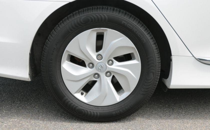 2013 Hyundai Sonata Hybrid A/C MAGS BLUETOOTH #30