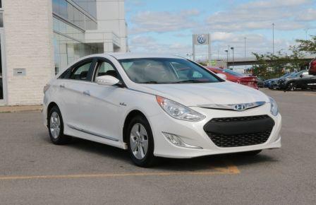 2012 Hyundai Sonata Hybrid A/C CUIR BLUETOOTH MAGS in Trois-Rivières