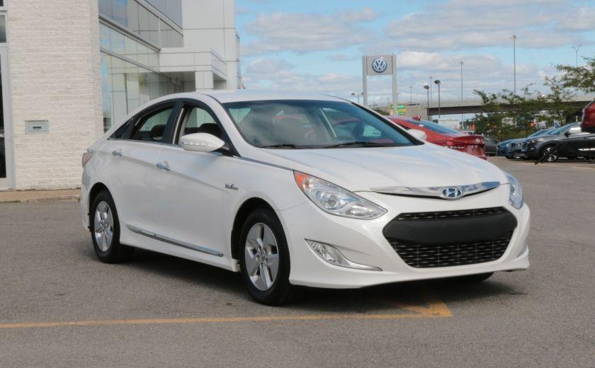 2012 Hyundai Sonata Hybrid A/C CUIR BLUETOOTH MAGS #0