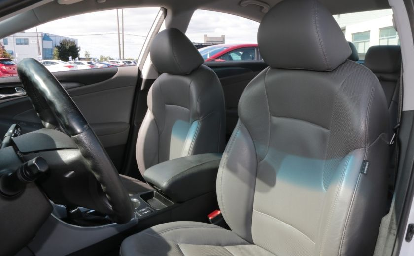 2012 Hyundai Sonata Hybrid A/C CUIR BLUETOOTH MAGS #1