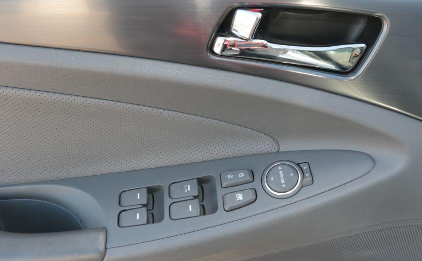 2012 Hyundai Sonata Hybrid A/C CUIR BLUETOOTH MAGS #2