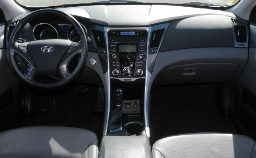 2012 Hyundai Sonata Hybrid A/C CUIR BLUETOOTH MAGS #4
