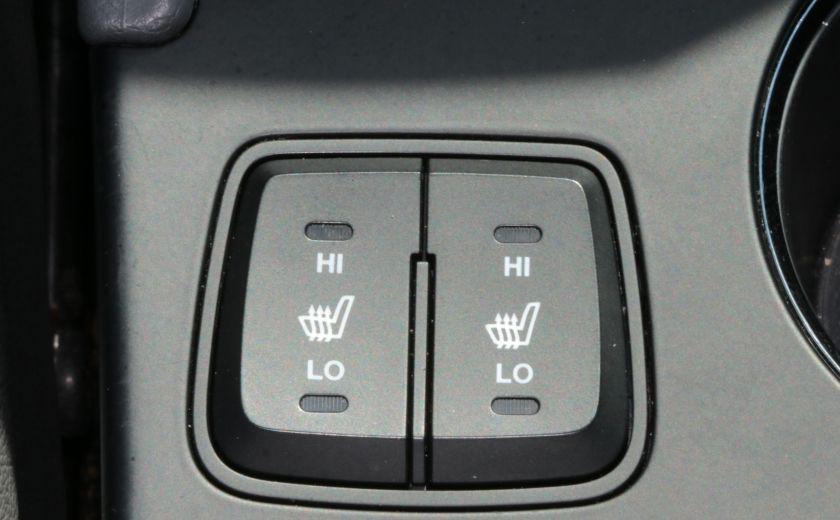 2012 Hyundai Sonata Hybrid A/C CUIR BLUETOOTH MAGS #12
