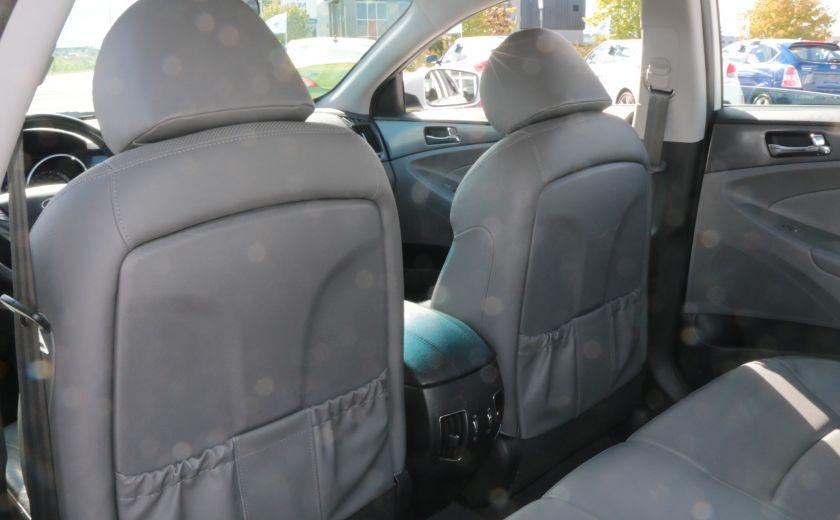 2012 Hyundai Sonata Hybrid A/C CUIR BLUETOOTH MAGS #14