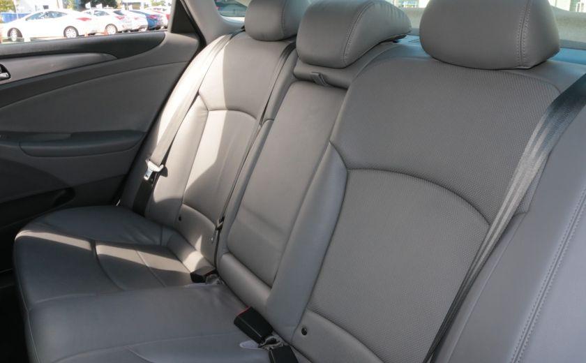 2012 Hyundai Sonata Hybrid A/C CUIR BLUETOOTH MAGS #15