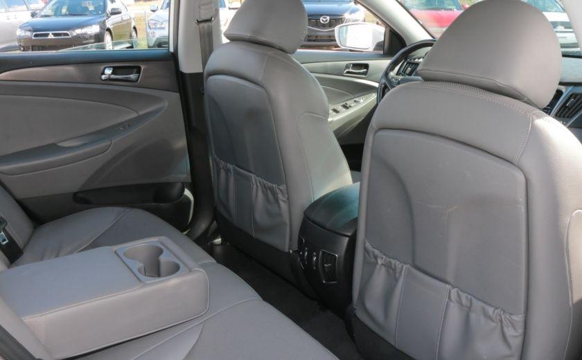 2012 Hyundai Sonata Hybrid A/C CUIR BLUETOOTH MAGS #16