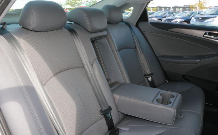 2012 Hyundai Sonata Hybrid A/C CUIR BLUETOOTH MAGS #17