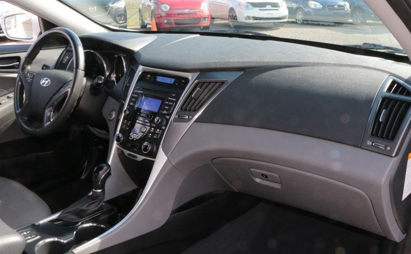 2012 Hyundai Sonata Hybrid A/C CUIR BLUETOOTH MAGS #18