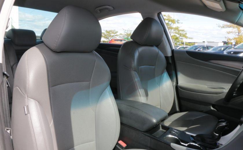 2012 Hyundai Sonata Hybrid A/C CUIR BLUETOOTH MAGS #20