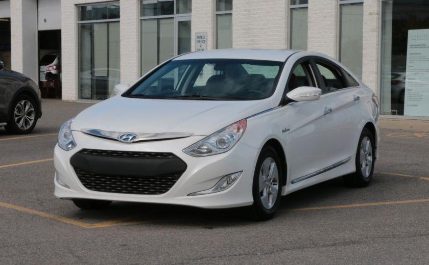 2012 Hyundai Sonata Hybrid A/C CUIR BLUETOOTH MAGS #22