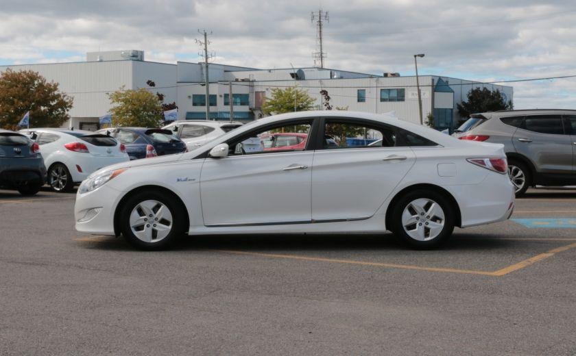 2012 Hyundai Sonata Hybrid A/C CUIR BLUETOOTH MAGS #28